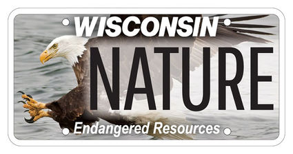 Win One of the New Eagle License Plates - Post Messenger Recorder